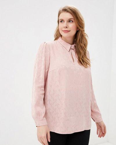 Блузка розовая Borboleta