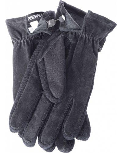 Перчатки шерстяные акриловые Lagerfeld