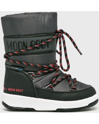 Сапоги детский текстильный Moon Boot