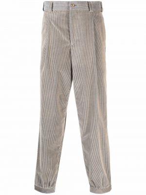 Spodnie bawełniane Giorgio Armani
