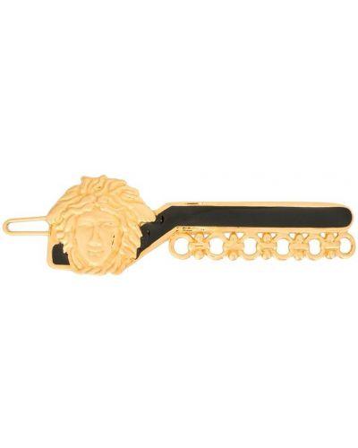 Spinka do włosów ze złota Versace Pre-owned