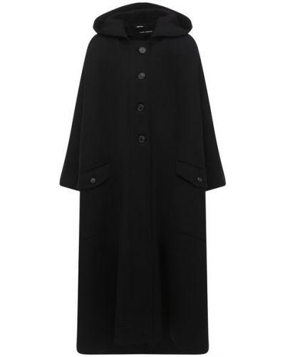 Шерстяное пальто Isabel Benenato