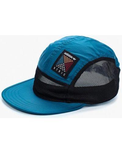 Головной убор синий Adidas Originals