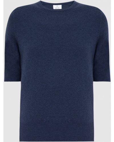 Синий свитер Allude