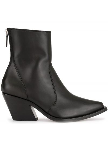 Kowbojki - czarne Givenchy