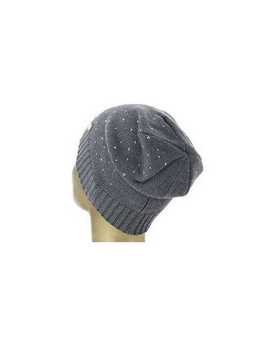 Серая шапка Liu Jo