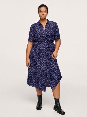 Платье осеннее Violeta By Mango