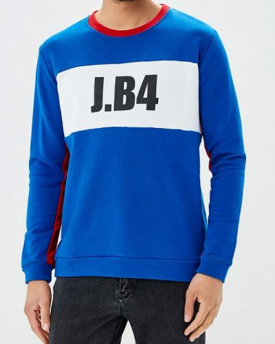 Синяя толстовка J.b4