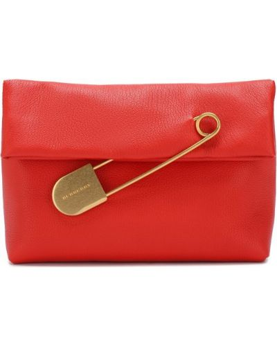 Кожаный сумка вечерняя Burberry