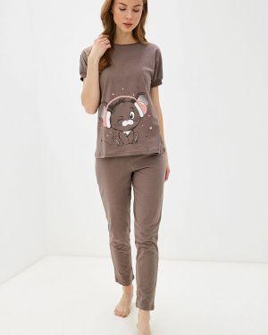 Пижама бежевая Griol