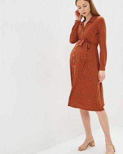 Платье для беременных - коричневое Dorothy Perkins Maternity
