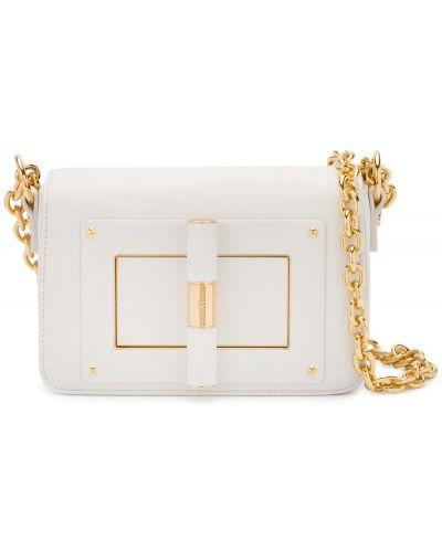 Кожаный сумка на плечо Tom Ford