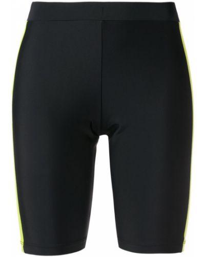 Черные шорты Fantabody