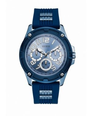 Синие часы Guess