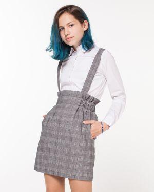 Серая юбка Orby