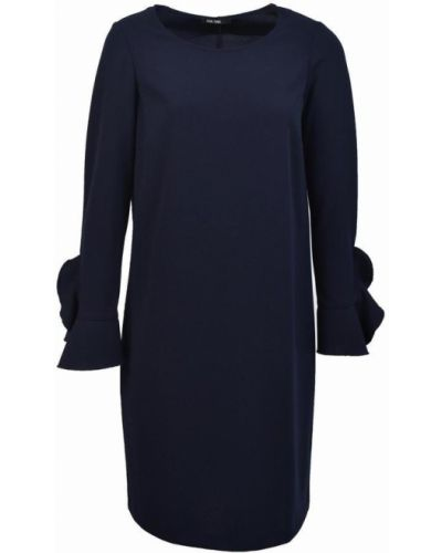 Niebieska sukienka na co dzień Marc Aurel