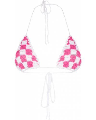 Розовый купальник с принтом Frankie's Bikinis