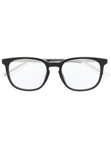 Черные очки круглые Diesel