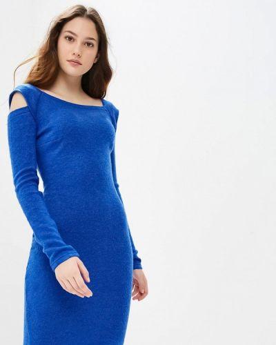 Платье вязаное осеннее Gorchica