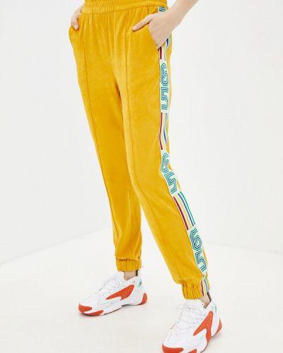Спортивные брюки желтый United Colors Of Benetton