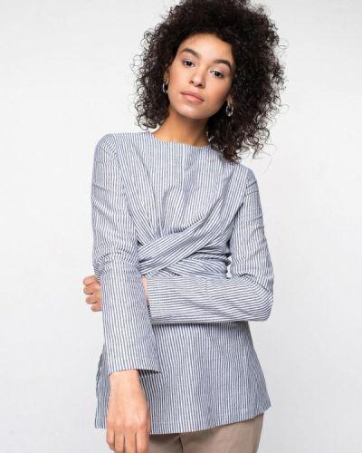 Блузка с длинным рукавом серая Urban Streets