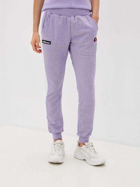 Спортивные брюки фиолетовые весенний Ellesse