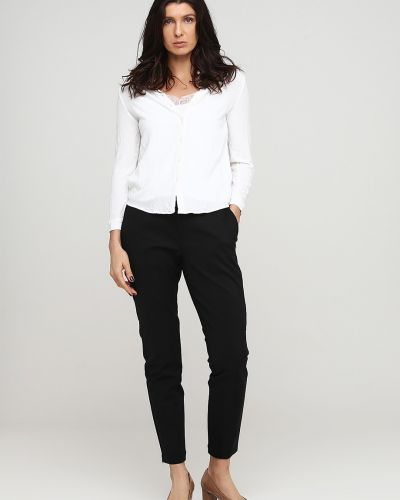 Деловые черные брюки Numph