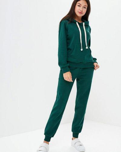Спортивный костюм зеленый Gorchica