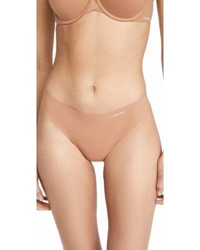 Стринги из микрофибры Calvin Klein Underwear