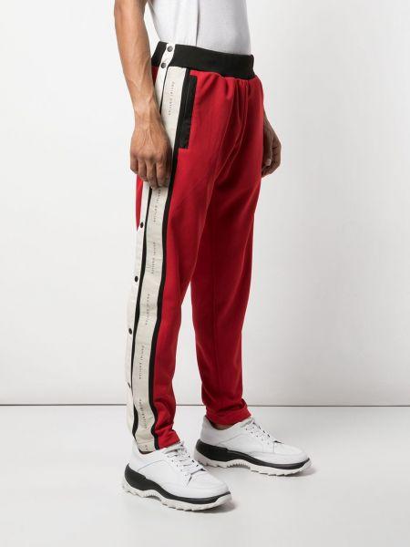 Спортивные брюки с карманами на кнопках Daniel Patrick