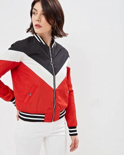 Куртка - красная Jennyfer