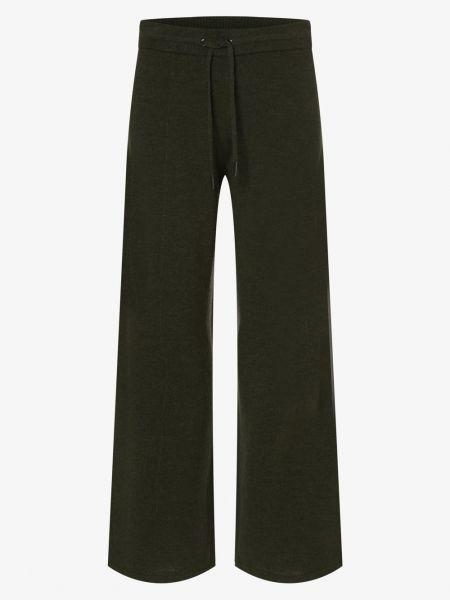 Spodnie dzianinowe - zielone Mos Mosh