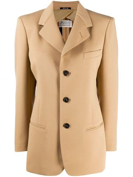 Пиджак длинный Maison Margiela