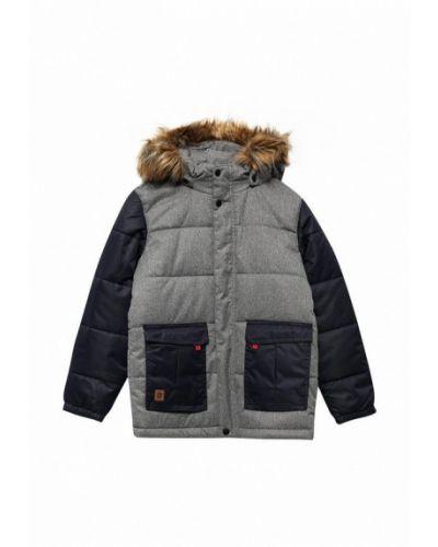 Куртка теплая серая Luhta