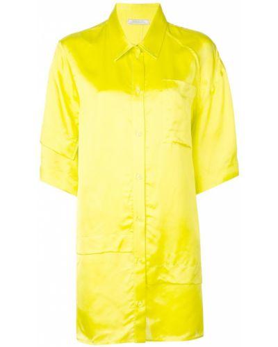 Рубашка оверсайз свободного кроя Nina Ricci