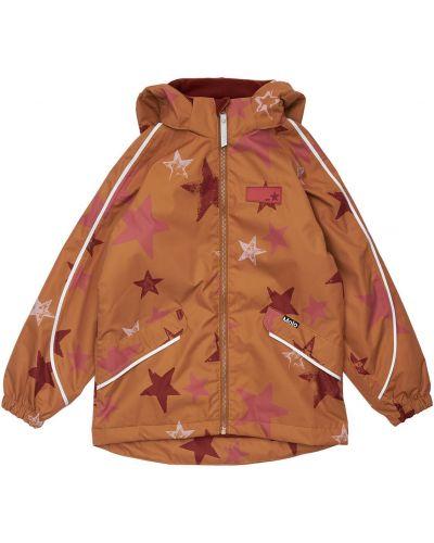 Куртка с капюшоном - оранжевая Molo