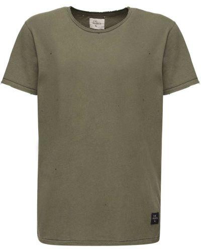 Zielony t-shirt bawełniany The People Vs
