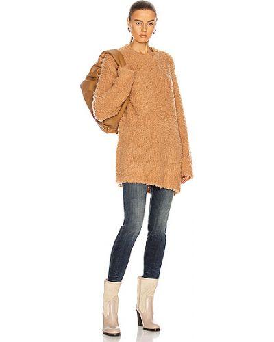 Шерстяной свитер - синий R13