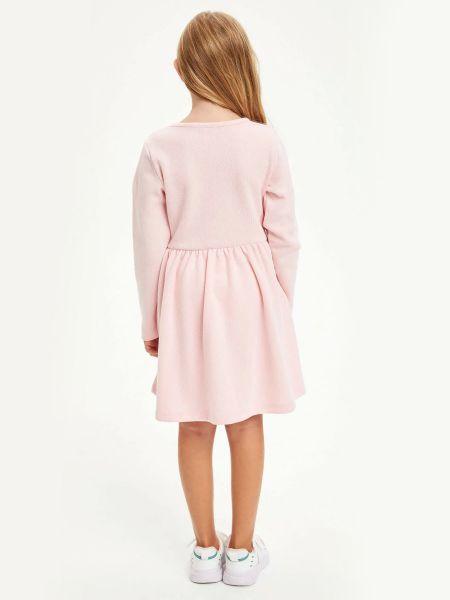 Розовое платье Defacto