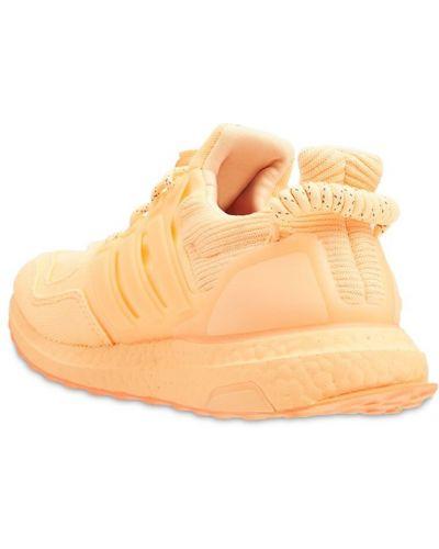Оранжевые резиновые кроссовки Adidas X Ivy Park