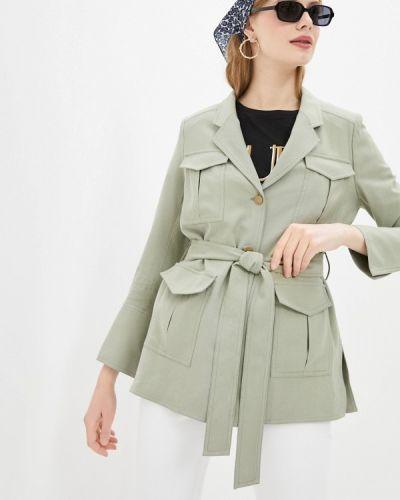 Пиджак - зеленый Tara Jarmon