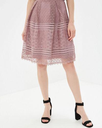 Розовая юбка Lusio
