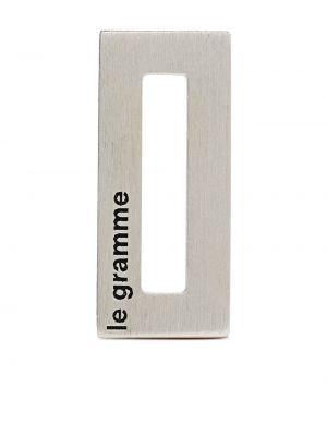 Zawieszka srebrna Le Gramme