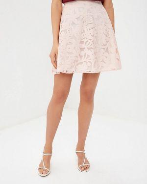 Юбка широкая розовая Tom Farr