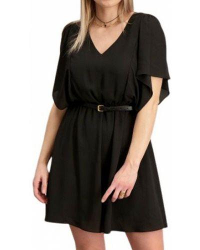 Czarna sukienka Kocca