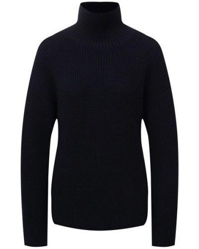 Шерстяной свитер - синий Windsor