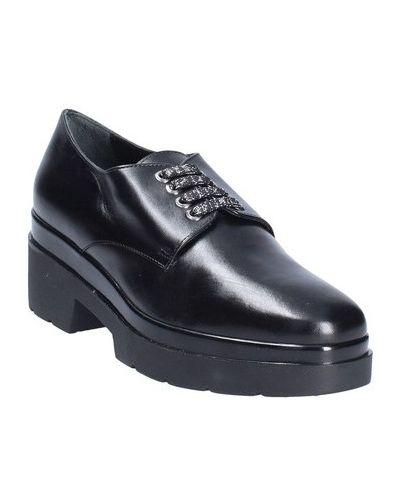 Czarne derby Grace Shoes