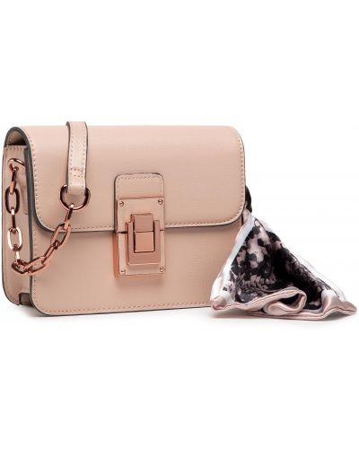 Różowa torebka Aldo