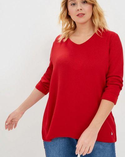 Красная футболка Samoon By Gerry Weber