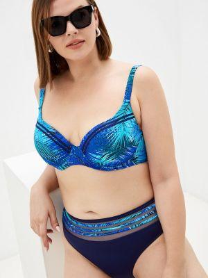 Синий купальник летний Winzor